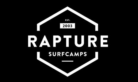 Rapture-Surfcamps logo
