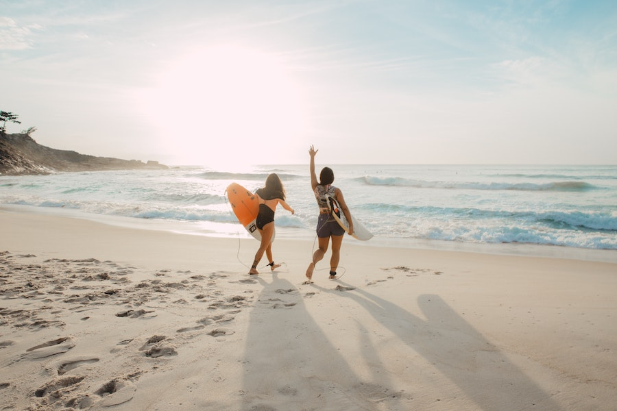 My favourite surf travel blogs of 2021